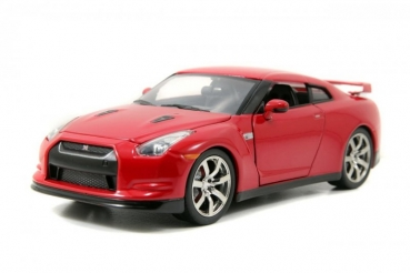 1:24 2009 Nissan GT-R R35 RED