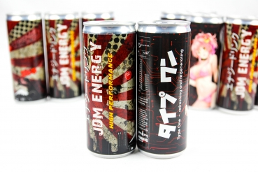 Type One Softdrink Anime Girl 250ml Dose