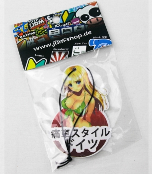 Air-Freshener ITASHA Germany - JASMIN