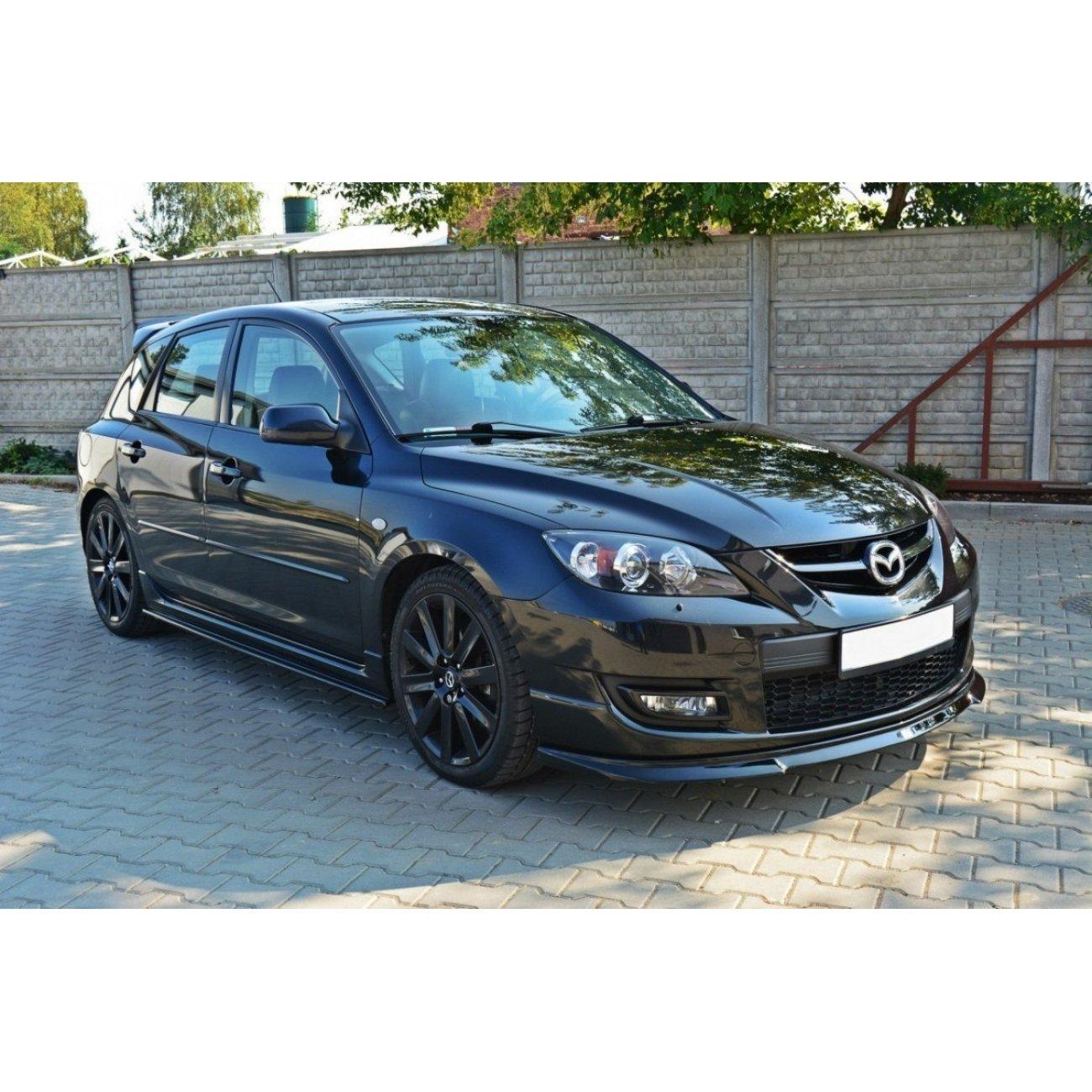 2008 Mazda 3 For Sale 1 6m Obo: Mazda 3 MK1 BK MPS Seitenschweller Ansatz